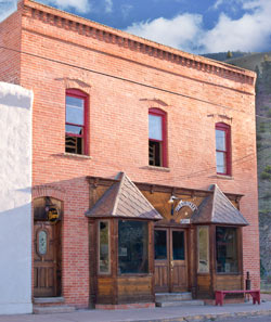 Tommyknocker creede