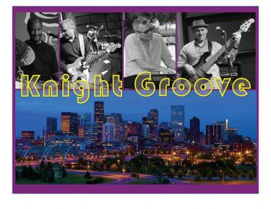 knight-groove band